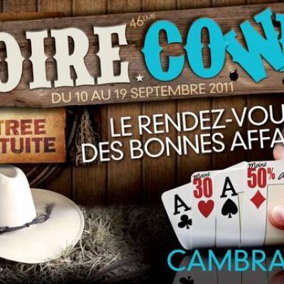 Foire Commercial Cambrai